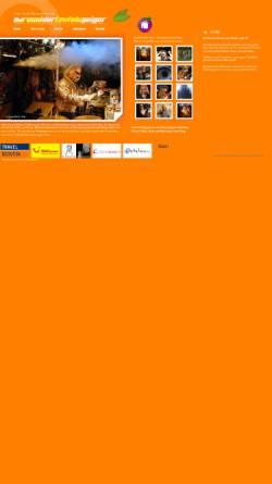 Vorschau der mobilen Webseite www.teufelsgeiger-online.de, DJ Rossi