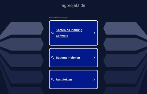 Vorschau von www.agprojekt.de, AG Projektbau GmbH