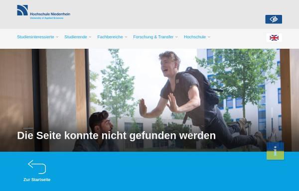 Vorschau von www.hs-niederrhein.de, Master Ernährungs- und Lebensmittelwissenschaften an der Hochschule Niederrhein