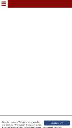 Vorschau der mobilen Webseite fzofunken.npage.at, Funkenzunft Oberhauser
