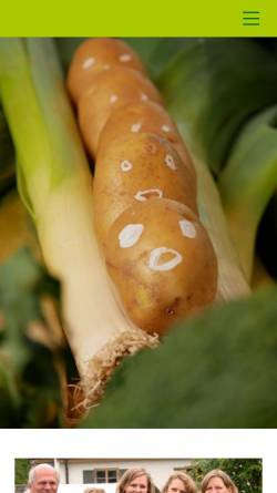 Vorschau der mobilen Webseite biomichl-weilheim.de, Biomarkt Weilheim