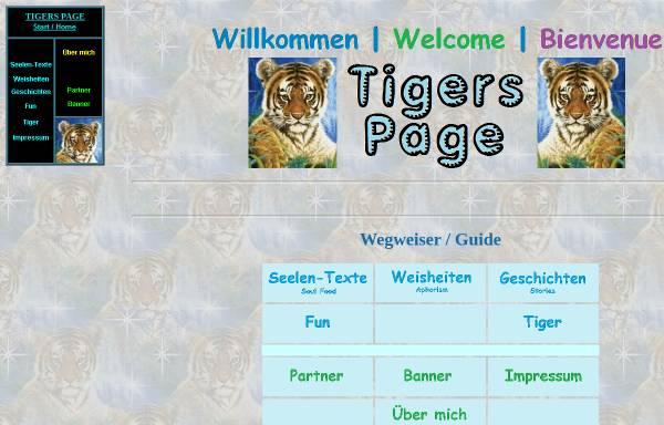 Vorschau von tiger02.de, Dagmar