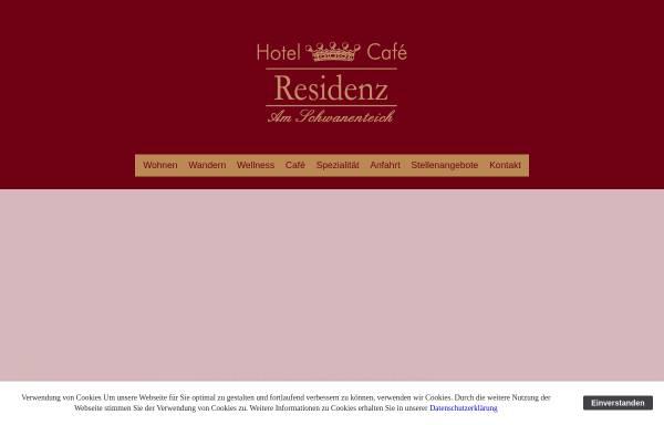 Vorschau von www.residenz-bad-bertrich.de, Hotel - Cafe Residenz
