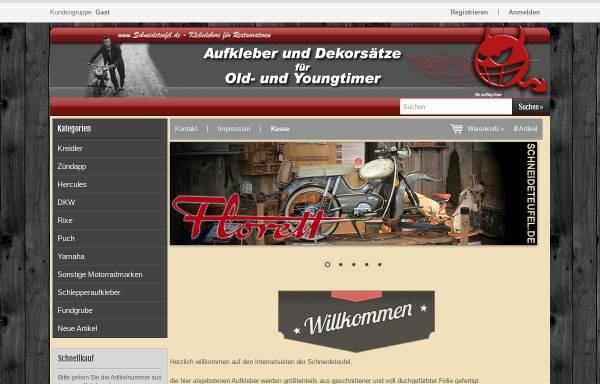 Vorschau von schneideteufel.de, Schneideteufel.de
