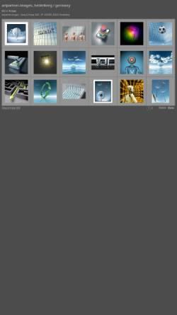 Vorschau der mobilen Webseite www.artpartner.de, Art Partner GbR