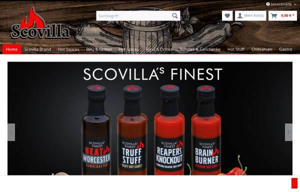 Vorschau von www.chilibox.de, Chilibox