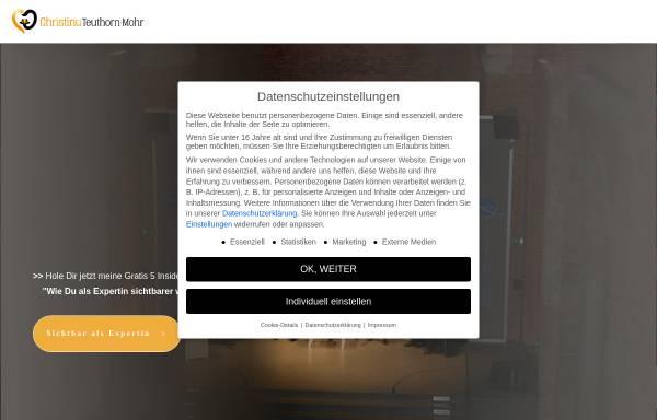 Vorschau von www.teuthorn.de, Teuthorn, Christina