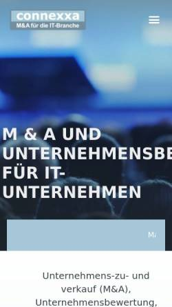 Vorschau der mobilen Webseite www.barthel-partner.de, Barthel & Partner, Inh. Andreas Barthel