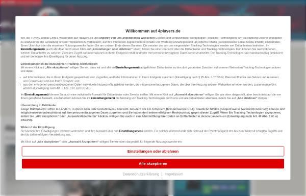 Vorschau von www.4players.de, Alan Wake bei 4players.de
