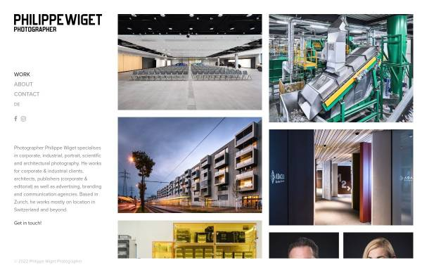 Vorschau von www.hochzeitsfotograf-schweiz.ch, Wiget, Philippe