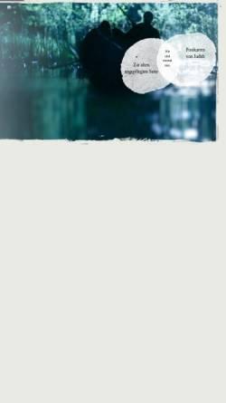 Vorschau der mobilen Webseite www.wirsindhelden.de, Wir sind Helden