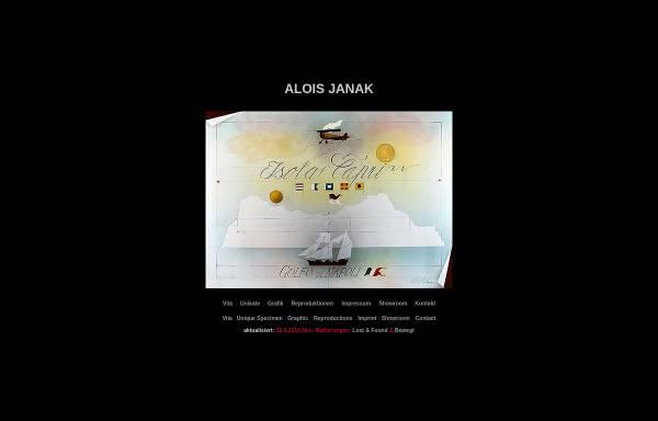 Vorschau von www.alois-janak.de, Janak, Alois