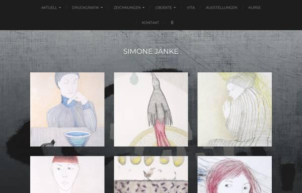 Vorschau von www.nussverteilung.de, Jänke, Simone