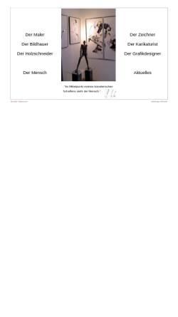 Vorschau der mobilen Webseite www.herbert-klee.de, Klee, Herbert