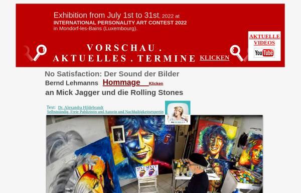 Vorschau von www.bernd-lehmann.de, Lehmann, Bernd