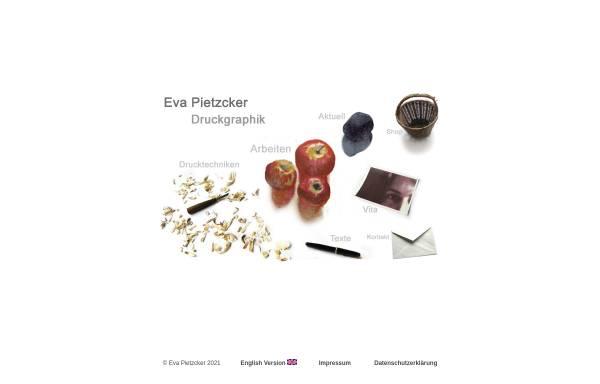 Vorschau von www.pietzcker.de, Pietzcker, Eva