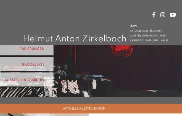 Vorschau von www.helm-zirkelbach.de, Zirkelbach, Helmut Anton