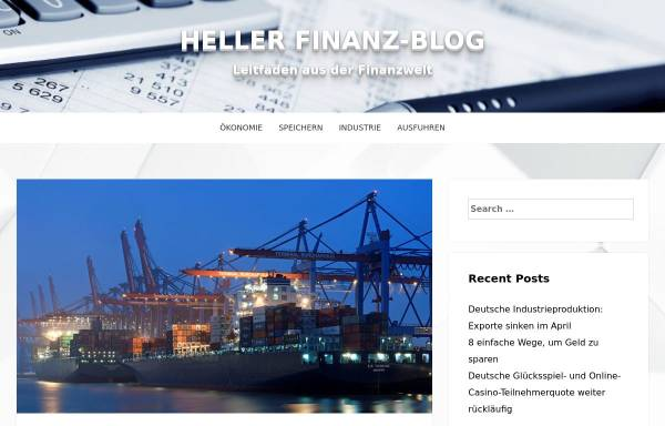 Vorschau von www.heller-bank.de, GE Capital Bank AG