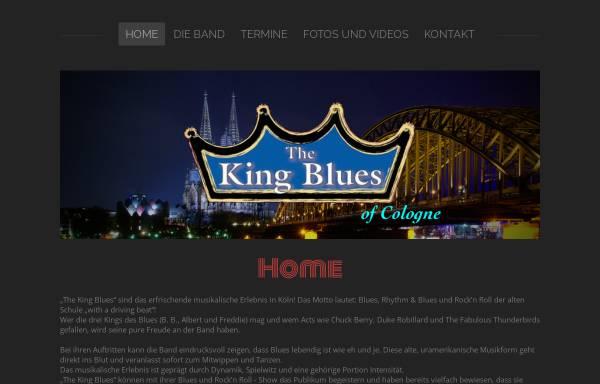 Vorschau von www.thekingblues.de, The King Blues
