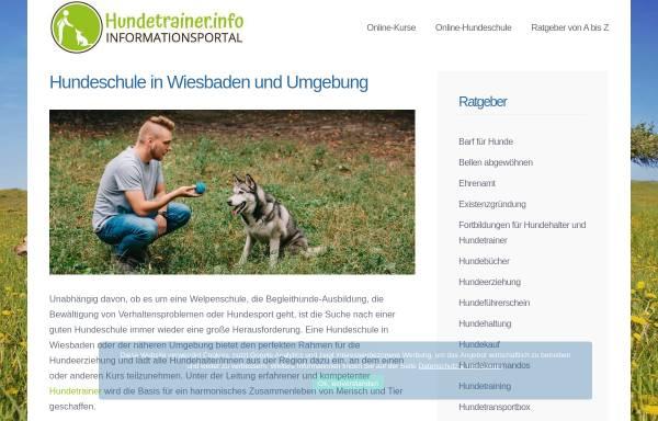 Vorschau von www.hundeschule-wi.de, Attentive Dog