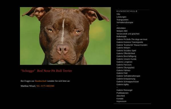 Vorschau von www.hundeschule-pro-canis.de, Hundeschule Pro Canis
