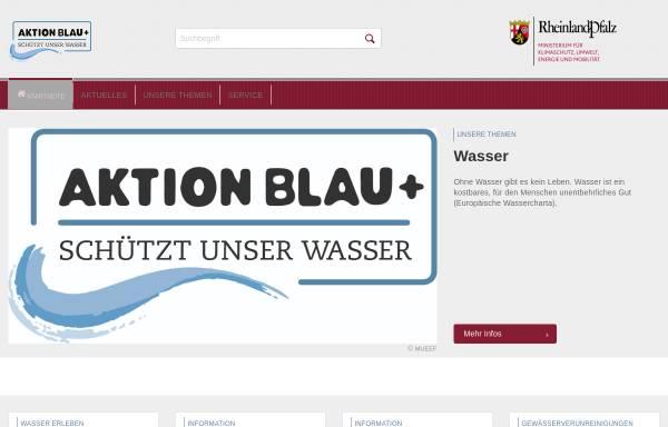 Vorschau von www.wasser.rlp.de, Wasserwirtschaftsverwaltung Rheinland-Pfalz