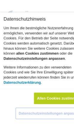 Vorschau der mobilen Webseite www.fz-juelich.de, Forschungszentrum Jülich GmbH