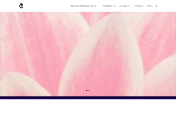 Vorschau von bhs-germany.de, Brennan Healing Science Germany