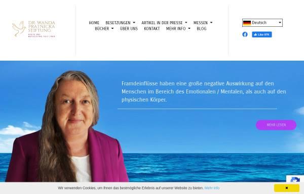 Vorschau von www.derexorzist.com, Exorcismus