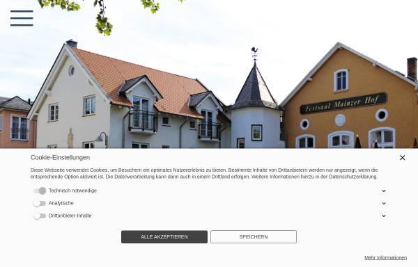 Vorschau von www.hotel-frankenbach.de, Hotel Frankenbach