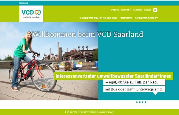 Vorschau von www.vcd.org, VCD Verkehrsclub Deutschland Landesverband