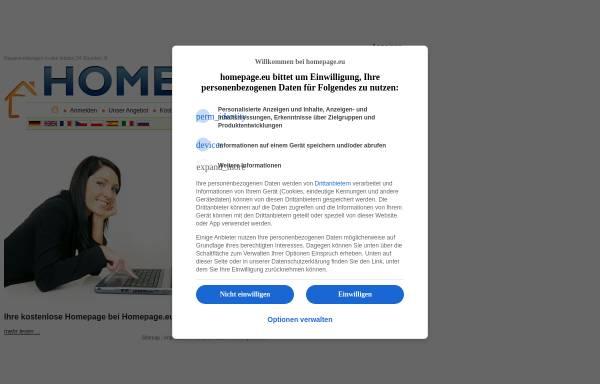 Vorschau von www.coaching.homepage.eu, Individual-, Team- und Businesscoaching Wolfgang Brantsch