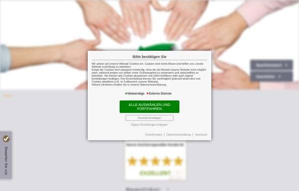 Vorschau von www.hansen-dresden.de, Hansen Versicherungsmakler KG