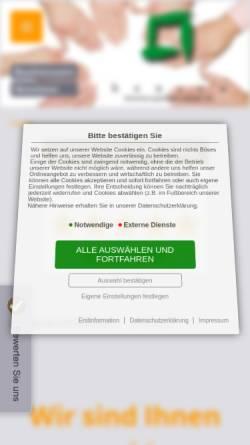 Vorschau der mobilen Webseite www.hansen-dresden.de, Hansen Versicherungsmakler KG