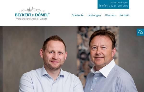 Vorschau von www.versicherungsvergleich-sachsen.de, Maklerbüro Dömel, Inh. Holm Dömel