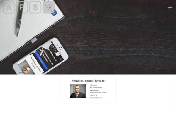 Vorschau von www.versicherungsvergleiche-arendt.de, Versicherungsvergleiche Volker Arendt