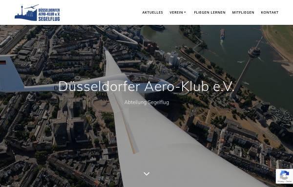 Vorschau von wolfsaap.de, Aero-Klub