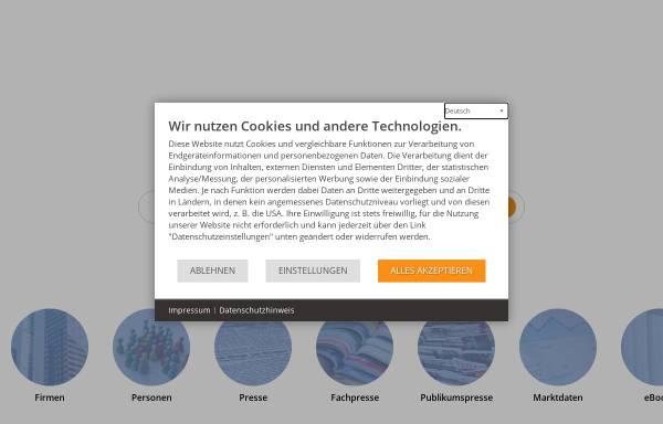 Vorschau von www.genios.de, GBI