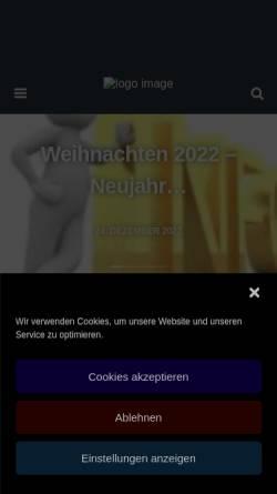 Vorschau der mobilen Webseite www.erwerbslosenforum.de, Erwerblosenforum