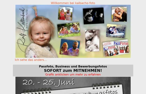 Vorschau von www.kalbacho.de, Kaltenbach, Ralf