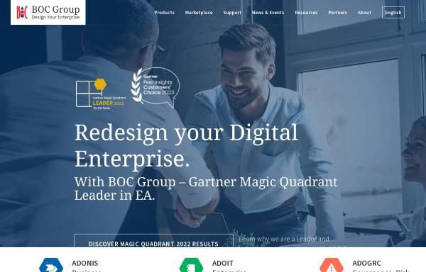 Vorschau von www.boc-group.com, BOC Information Technologies Consulting AG