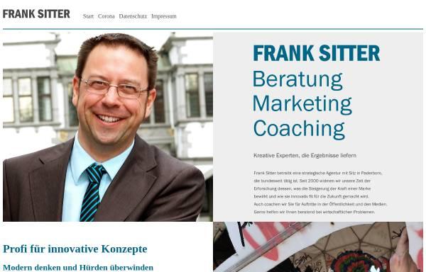 Vorschau von www.franksitter.de, Sitter, Frank