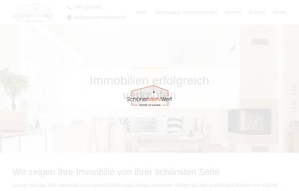 Vorschau von www.homestagingplus.de, Sauter, Alexandra