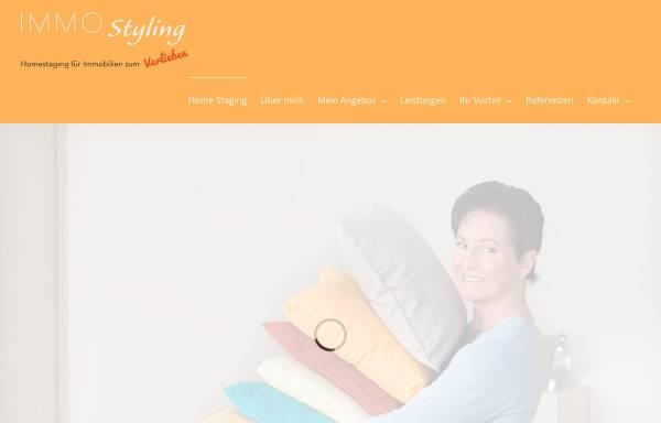 Vorschau von www.immostyling-schwertner.de, Schwertner, Christine