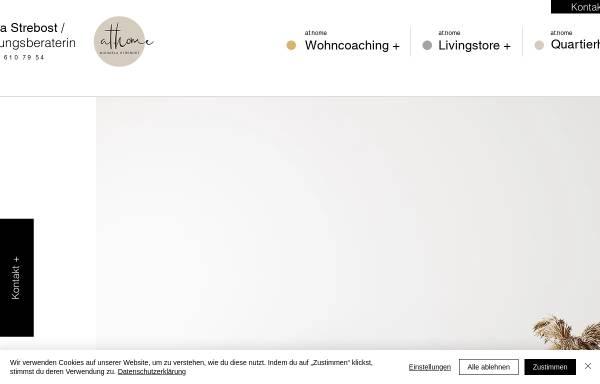 Vorschau von feinschliff-homeconcepts.de, Strebost Klocke GbR - Feinschliff