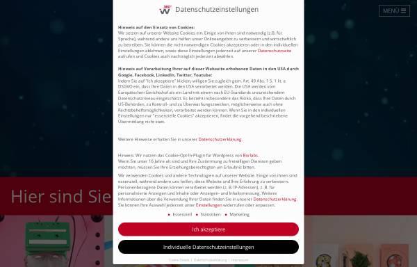 Vorschau von www.internetwarriors.de, Internetwarriors GmbH