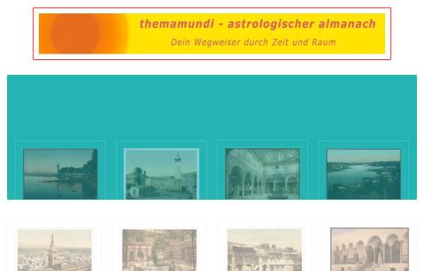 Vorschau von www.themamundi.de, themamundi