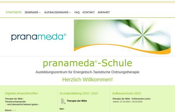 Vorschau von pranameda.de, Ausbildungszentrum TCM ETO-Geiger