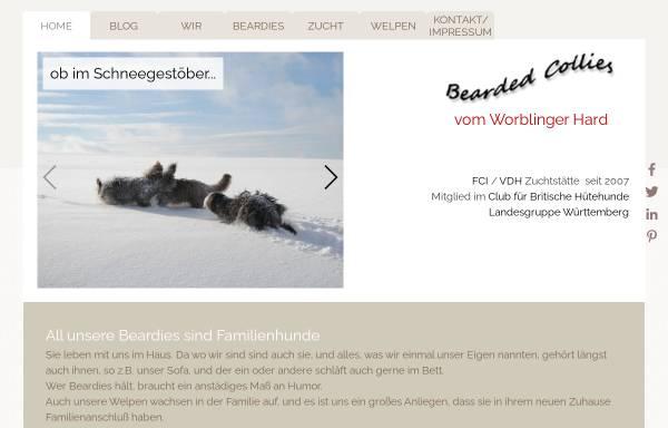 Vorschau von www.worblingerhard.de, Vom Worblinger Hard