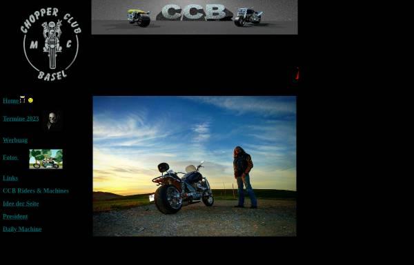 Vorschau von www.chopperclubbasel.ch, Chopper Club Basel